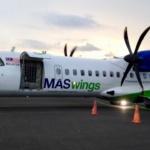 ラハダトゥ空港とMASwings