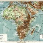 アフリカ大陸の移動ルートを検討中