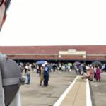 小噺 : ブラワヨ駅の殺気を感じる雰囲気にたじろいだ