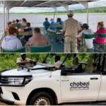 チョベ国立公園 : 堪能するには季節選びが大切
