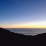 キリマンジャロ登山 マチャメルート 5日目(登り)