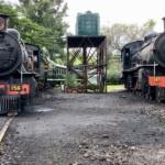 小噺 : リビングストン鉄道博物館
